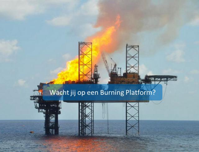 Brandend Platform