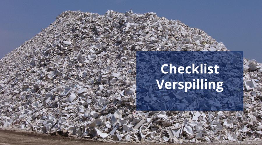 checklist verspilling